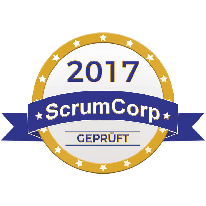ScrumCorp Certified
